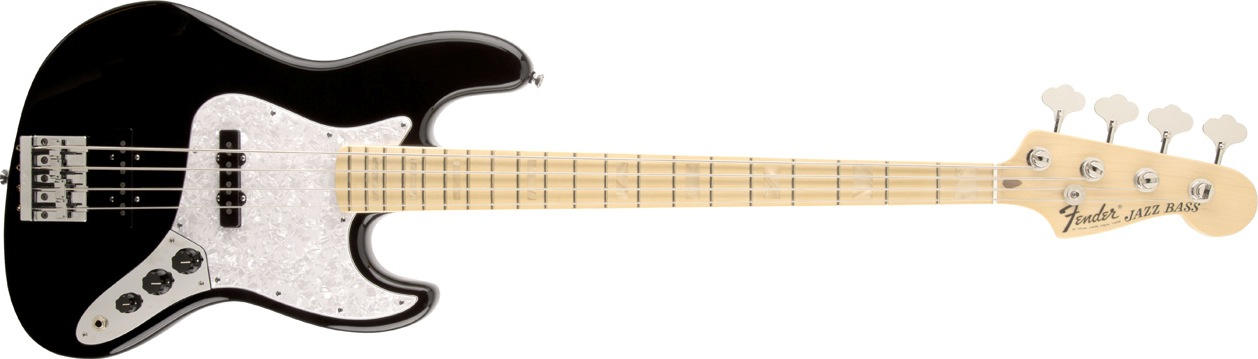 7 - Fender Artist American Geddy Lee Jazz Bass 01
