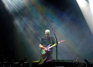 David Gilmour ci parla di The Wall