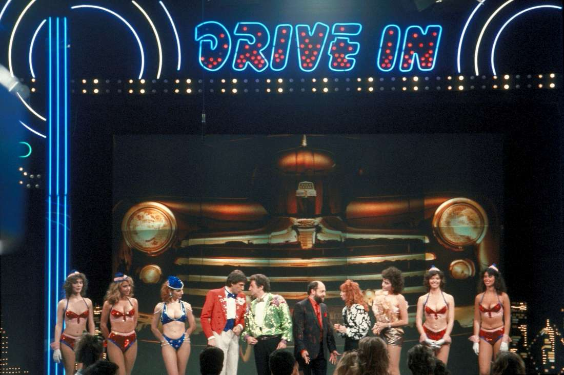 Drive In Canale 5
