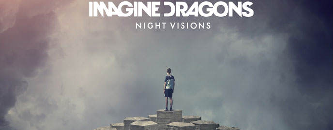 IMAGINE DRAGONS, NIGHT VISIONS (Deluxe)