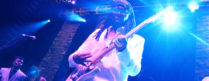 Nile Rodgers e The Hitmaker