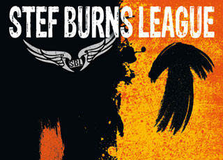 Stef Burns League - ROOTS & WINGS