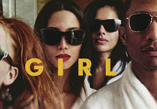 Il nuovo disco di Pharrell Williams: G I R L