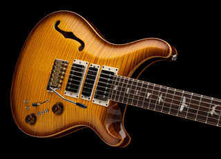 PRS e John Mayer presentano la Limited Edition Private Stock Super Eagle