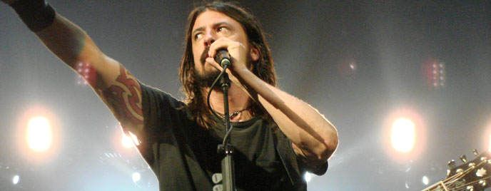 Nuovo album dei Foo Fighters 2014